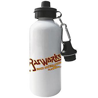 Gasworks Rock Metal Punk Waynes World Aluminium Sports Water Bottle