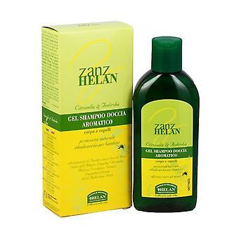Zanzhelan shampoo-geeli 200 ml geeliä