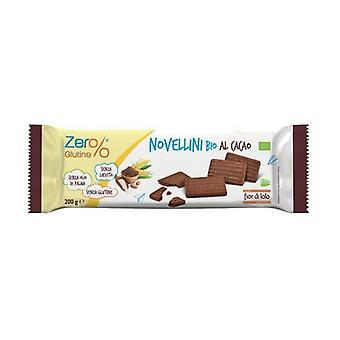 Novellini with cocoa 250 g