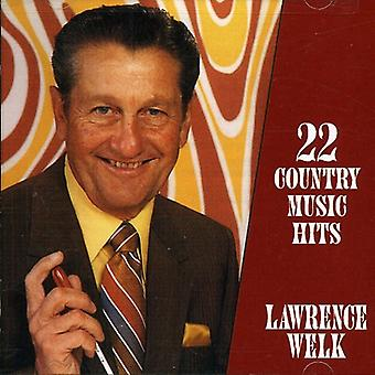 Lawrence Welk - 22 Country Music Hits [CD] USA import