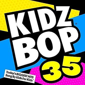 Kidz Bop Kids - Kidz Bop 35 [CD] USA import