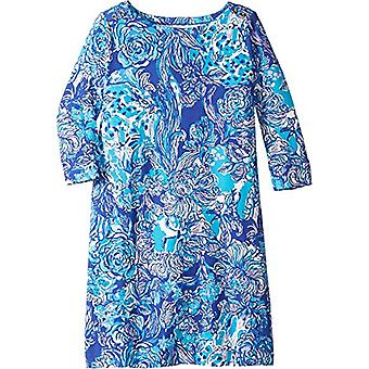 Lilly Pulitzer Kids Girl's UPF 50- Mini Sophie Dress (Little Kids/Big Kids) M...