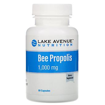 Lake Avenue Nutrition, Bee Propolis, 5:1 Extract, Equivalent to 1,000 mg, 90 Veg