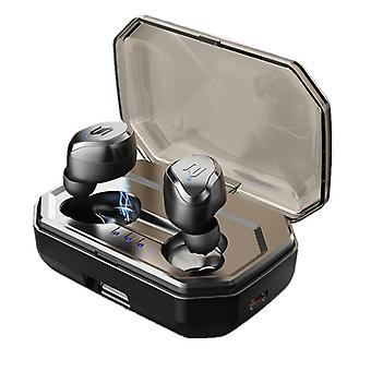 Otis tws sant trådlöst bluetooth headset (svart)