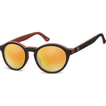 Sunglasses Unisex by SGB black/bordeaux (MS100)