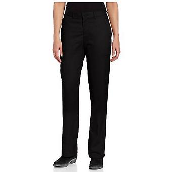 Dickies Women's Premium Relaxed Straight Cargo Pants,Black,18/Tall
