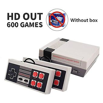 Retro Video Game Console Av/hdmi Output Tv Consoles Built-in 620 Classic Games Dual Gamepad Gaming Player
