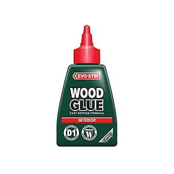 Evo-Stik 715219 Resin W Wood Adhesive 250ml EVORW250