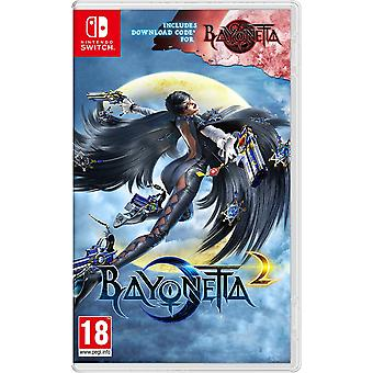 Bayonetta 2 Nintendo Switch Game (Includes Bayonetta Code)