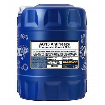 AG13 Concentrated Antifreeze Coolant 20 L German Hi Spec