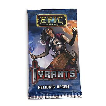 Epic Card Game Tyrants - Helion's Deceit Expansion Pack