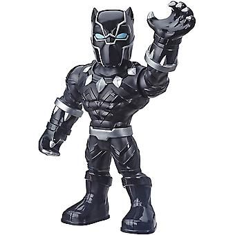 Super Hero Adventures Mega Black Panther 10inch Action Figure Kids Toy