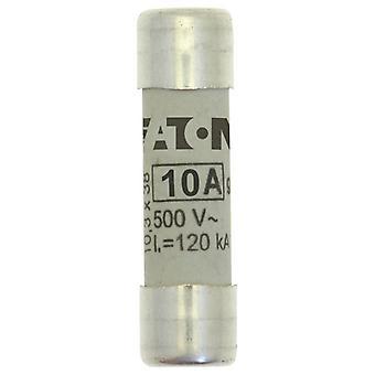Bussmann C10G10 10A GG 500Vac 10x38mm Cylindrical Fuse