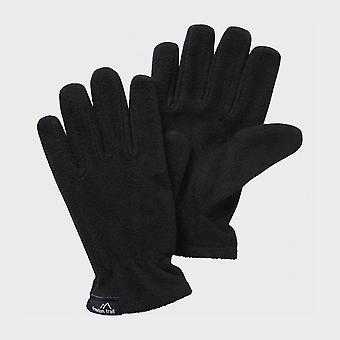 Nieuwe Freedom Trail Kids' Essential Fleece Glove Black