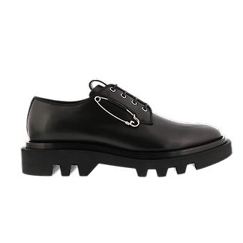 Givenchy Combat Derby Black BH102UH0KF001 shoe
