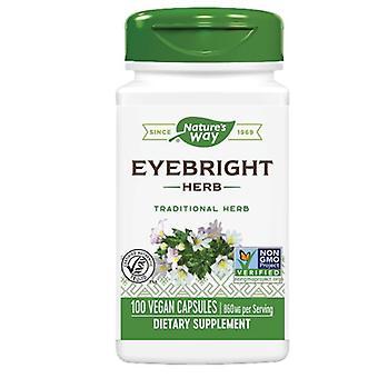 Nature's Way Eyebright, 100 Caps