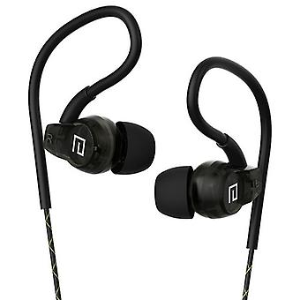 Langsdom SP80A In-ear Sport Sweatproof High Definition Wired Control Earphone