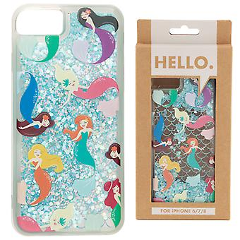 iPhone 6/7/8 Phone Case - Mermaid Design