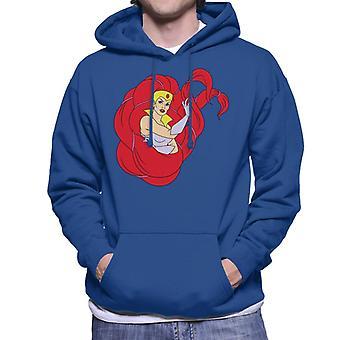 She-Ra Entrapta Men's Hooded Sweatshirt