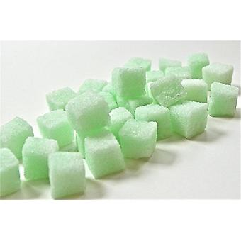 Handmade Mint Flavored Sugar Cube