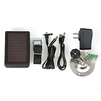Outdoor Solar Panel Solar, Trail Cameras