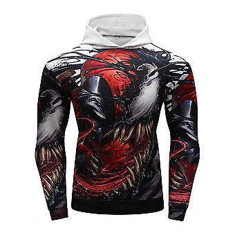 Sportswear Hoodies, Quick-drying Running Football Suit Sweater Tight Clothes