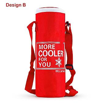 Thermal Food Bottle Bag, Cartoon Milk Water Thermos, Baby Bottle Holders,
