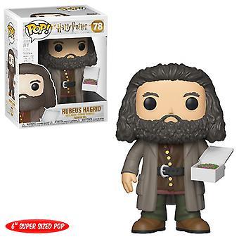 Harry Potter - 6 Hagrid W / Cake USA importation