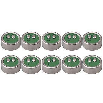 10Pcs Mic Electret Condenser Electret Microphone Capsule 66dB 9.7x4.7mm