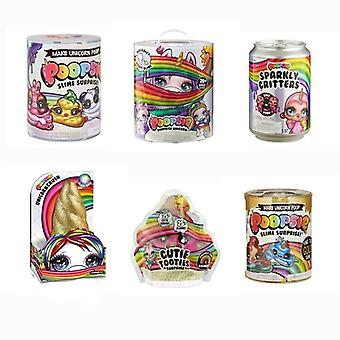 Poopsie Slijm Verrassing, Sparkly Critters Rainbow Bright Star Toy