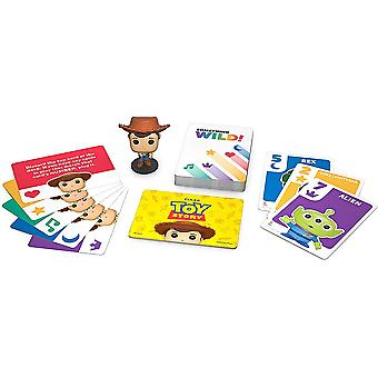 Toy Story Something Wild Card Game