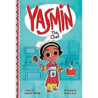 Yasmin de chef-kok