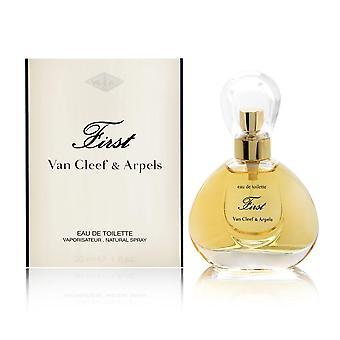 First by van cleef & arpels for women 1.0 oz eau de toilette spray