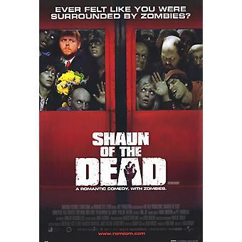 Shaun of Dead film plakat Print (27 x 40)