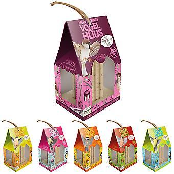FRUNOL DELICIA® Delicia® My little birdhouse with Pic-Me-Up LongBloc, 1 piece, color random