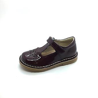 PETASIL Tbar Shoe Cecily Bordeaux