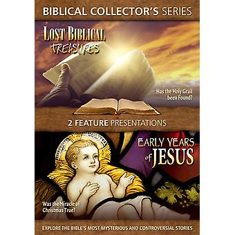 Lost Biblical Stories/the Early Years of Jesus [DVD] USA import