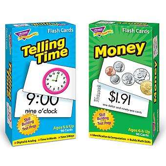 Time And Money Skill Drill Flash Cards Assortment