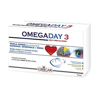 Omegaday 3 30 softgels of 1407.5mg