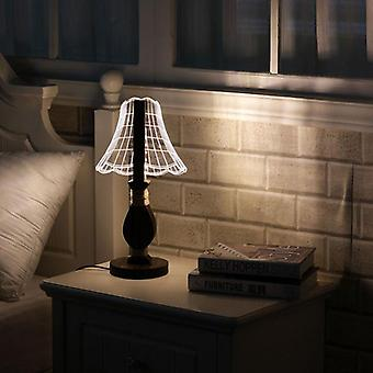 3d Acrylic Dimmable Led Night Light