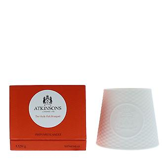 Atkinsons The Hyde Park Bouquet Perfumed Candle 250g