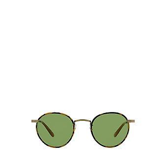 Garrett Leight WILSON SUN tokyo tortoise-amber unisex sunglasses