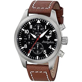Mens Watch Khs KHS.AIRSC.LB5, Quartz, 46mm, 10ATM
