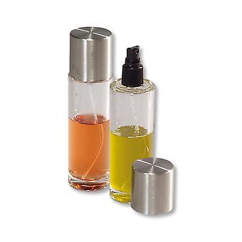 Juego de vinagre y pulverizador de aceite de 2 piezas