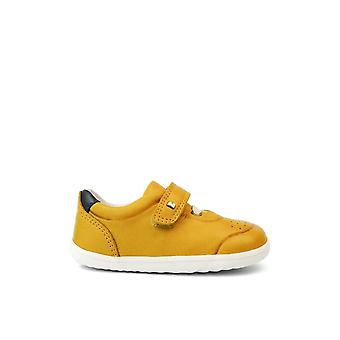 BOBUX Su Ryder Shoe In Chartreuse & Blue