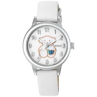 Tous watches muffin watch for Digital Quartz Child with Cowhide Bracelet 000351430