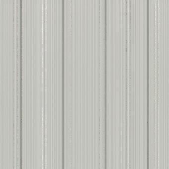 Sightseeing Stripe Wallpaper Grijs / Zilver Rasch 433128