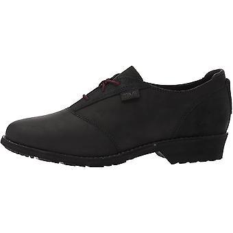 Teva Women's DE LA Vina Dos Shoe, Black, 5 Medium US