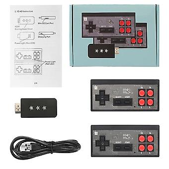 Video Game Console, Built In 600 Classic Games, Usb Stick, Retro Wireless