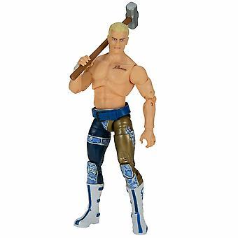 All Elite Wrestling AEW Ongeëvenaarde Collectie 16,5 cm Figuur - Cody Rhodes